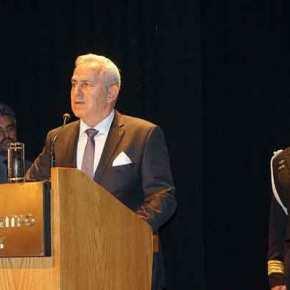Δραματική ομιλία Αποστολάκη: «Οι στιγμές είναικρίσιμες»