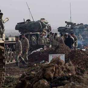 «Καταφύγιο» στον Πούτιν αναζητούν οι Κούρδοι στηΣυρία