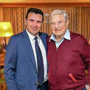 Ο Ζόραν Ζάεφ συναντήθηκε με τον Τζορτζ Σόρος στο Νταβός [εικόνα] Πηγή: Ο Ζόραν Ζάεφ συναντήθηκε με τον Τζορτζ Σόρος στο Νταβός[εικόνα]