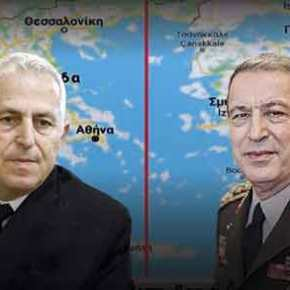 ΑΠΟΚΛΕΙΣΤΙΚΟ: Αυτά είναι τα ΜΟΕ που συμφώνησαν Αποστολάκης- Ακάρ για τη συνδιαχείριση τουΑιγαίου