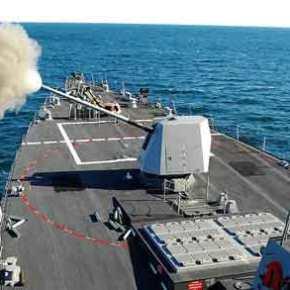 Άνοιξαν πυρ τα τουρκικά πολεμικά πλοία έξω από την Κύπρο: Εν αναμονή της ανακοίνωσης της ΕxxonMobil