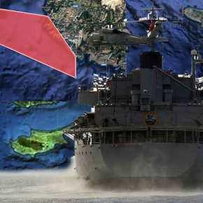 Ενεργοποιείται η «Γαλάζια Πατρίδα» – Οι Τούρκοι απέκλεισαν τοΚαστελόριζο
