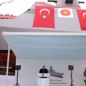 Συναγερμός στο Ελληνικό Πεντάγωνο: Το πλοίο-υπερκατάσκοπος του Ερντογάν στοΑιγαίο