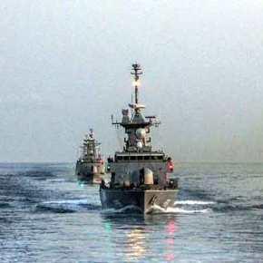 """Έτοιμος ο ελληνικός Στόλος ν' αντιμετωπίσει πρόκληση από Τουρκία και """"ΓαλάζιαΠατρίδα"""""""