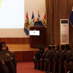 ΓΕΕΘΑ: ΣΤην Στρατιωτική Σχολή Ευελπίδων βρέθηκε ο Α/ΓΕΕΘΑ Πτέραρχος Χριστοδούλου –ΦΩΤΟ