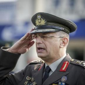 Στρατηγός Στεφανής: Ο Στρατός δεν είναι σε κρίση έχει πνεύμα νικητή και είναι δύναμη αποτροπής –ΦΩΤΟ