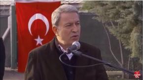 Χουλουσί Ακάρ: «Μετά το 1974 και την Κύπρο η άμυνά μας έκανε τεράστιοάλμα»