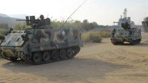 Αμφίβιες επιχειρήσεις των Ελληνικών Ενόπλων Δυνάμεων: Tεχνογνωσία και για τοΙσραήλ