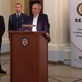 ΑΝΥΕΘΑ: Εθνικός στόχος η ώθηση της οικονομίας από την ελληνική αμυντική βιομηχανία –ΦΩΤΟ