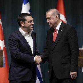 Η αποτίμηση της συνάντησης Τσίπρα καιΕρντογάν