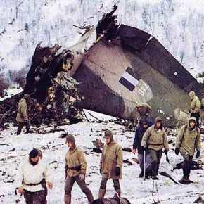 Πτώση C-130 -ΜΑΡΤΥΡΙΑ: Το κομάντο που έφθασε πρώτο στοΌθρυς