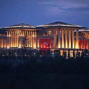 Με την ευχή να τον φωτίσει η Αγιά Σοφιά: Ο Αλέξης Τσίπρας στο παλάτι τουΕρντογάν