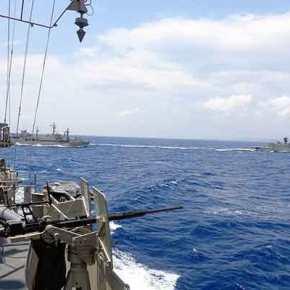 Σε ετοιμότητα ο Στόλος: Το ΠΝ θα καταγράφει κάθε τουρκικήκίνηση