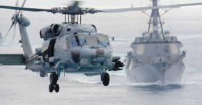 Το ΠΝ αποκτά 4 ελικόπτερα MH-60R σύμφωνα με τον ΥΠΕΘΑ Ε.Αποστολάκη