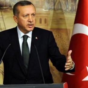 Ερντογάν: Εξαπέλυσε «πυρ κατά ριπάς» προς το NATO και τις ΗΠΑ για τηνΣυρία