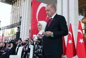 Ερντογάν: Θα προστατεύσουμε τα δικαιώματά μας σε Αιγαίο και Κύπρο –ΒΙΝΤΕΟ