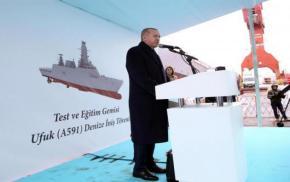 Επικίνδυνα «παιχνίδια» Ερντογάν: «Αυξάνουμε την πολεμική μας δύναμη στο Αιγαίο»(pics)