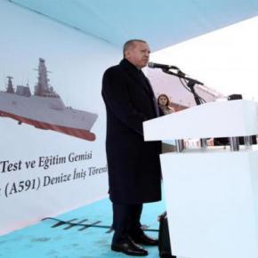 Ερντογάν: «Ενισχύουμε την άμυνά μας λόγω Αιγαίου, Μεσογείου,Συρίας»