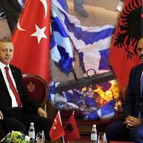 Αλβανο-Τουρκική απειλή δίπλα μας! Ένας στρατηγικός ανθελληνικός θύλακας – εντός του ΝΑΤΟ (!) – με όλα τα θεσμικά πολιτικά όπλα, λειτουργεί μια… ανάσα από τηνΉπειρο