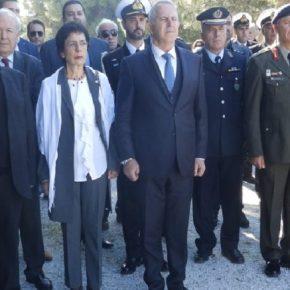 Tην ετοιμότητα των Ελληνικών Ενόπλων Δυνάμεων τόνισε ο Αποστολάκης, σταΧανιά