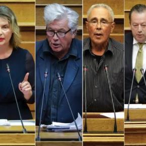 Στον ΣΥΡΙΖΑ οι 6 ανεξάρτητοιβουλευτές