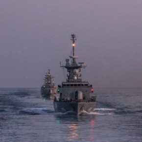 """Έτοιμος ο ελληνικός Στόλος να αντιμετωπίσει πρόκληση από Τουρκία και """"ΓαλάζιαΠατρίδα"""""""