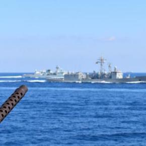 ΓΕΝ: «Έλαμψε» το Πολεμικό Ναυτικό σε άσκηση με τις δυνάμεις του NATO-SNMG2–