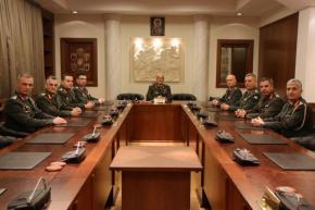 ΓΕΣ: Συνεδρίασε για πρώτη φορά το νέο Ανώτατο ΣτρατιωτικόΣυμβούλιο