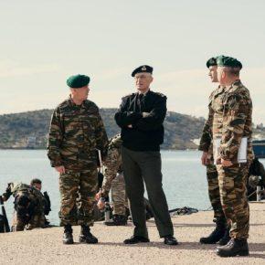 Ειδικές Δυνάμεις και Πυροβολικό επισκέφθηκε ο νέος Α/ΓΕΣ Αντιστράτηγος Καμπάς: Οι στόχοι για τονΕ.Σ