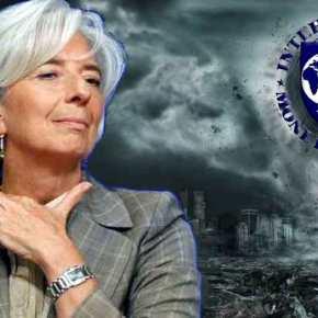 """Τι ετοιμάζουν; – ΔΝΤ: «Προετοιμαστείτε, έρχεται """"οικονομικήκαταιγίδα""""»"""