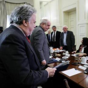 Κατρούγκαλος: «Συναίνεση δεν σημαίνει συνδιαχείριση επί των εθνικώνθεμάτων»
