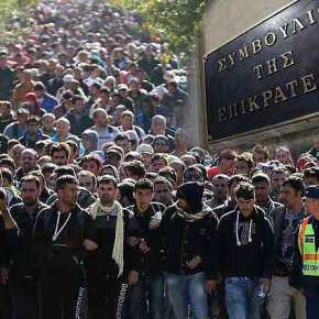 Η Ελληνική Δικαιοσύνη επιβεβαίωσε τις θέσεις της Χρυσής Αυγής: Ασφαλής χώρα η Τουρκία – Να απελαθούν όλοι οι λαθρομετανάστες!