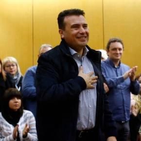 Πανηγύρια από τον Ζάεφ: Είμαστε ΝΑΤΟ! Μόνο κωλοτούμπες δεν έκανε από τη χαρά του ο Ζόραν Ζάεφ μετά την υπερψήφιση του πρωτοκόλλου ένταξης των Σκοπίων από την ελληνικήβουλή.