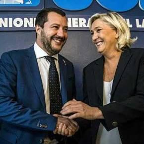 Σαλβίνι & Λε Πεν νικάνε τους εκλεκτούς τηςΕΕ