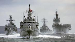 «Γαλάζια Πατρίδα»: Επίδειξη ισχύος με 102 πλοία ετοιμάζει η Τουρκία – Προκαλεί οΑκάρ