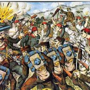 Απελευθέρωση Ιωαννίνων – Παράδοση Οχυρού Μπιζάνι (21 Φεβ1913)
