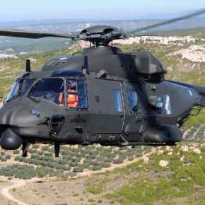 Ελικόπτερα ΝΗ-90: Πρέπει επιτέλους να«πετάξουν»!!!!