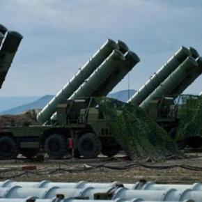 S-400: Εντός ολίγων μηνών η παράδοση του ρωσικού πυραυλικού συστήματος στην Τουρκία –ΦΩΤΟ