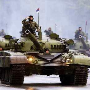 Ιστορική ομιλία Βούτσιτς: «Θα ισοπεδώσω τους Κοσοβάρους εάν σκοτώσουνΣέρβους»