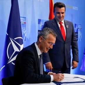 Στόλτενμπεργκ: 6 Φεβρουαρίου η «μελλοντική Β. Μακεδονία» στοΝΑΤΟ