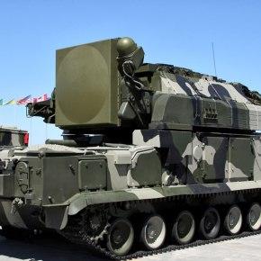 Βολές TOR-M1 στο ΠΒΚ για την κατάρριψη βλημάτωνcruise