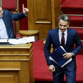 Σκληρή κόντρα Τσίπρα – Μητσοτάκη για τον Πρόεδρο τηςΔημοκρατίας