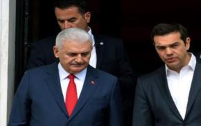 Τουρκία: Ο Τσίπρας συναντήθηκε με τον Γιλντιρίμ και εκπροσώπους της ελληνικήςΟμογένειας