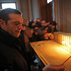 Τσίπρας από Χάλκη: «Όταν ξαναβρεθώ εδώ θα κηρύξουμε την επαναλειτουργία της ΘεολογικήςΣχολής