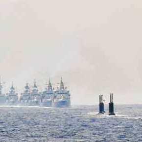 «Γαλάζια Πατρίδα»: Ξεκίνησε η μεγαλύτερη τουρκική στρατιωτική άσκηση – «Είναι προειδοποίηση για τηνΕλλάδα»