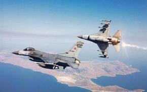 Αιγαίο: Ο ΥΕΘΑ Αποστολάκης μιλούσε με τον πρέσβη και οι Τούρκοι «οργίαζαν» με ταF-16