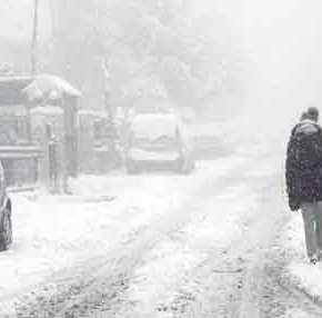 Από το Σάββατο «Σιβηρία»: «Θα είναι η μεγαλύτερη χιονόπτωση… ever