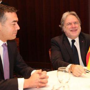 Ντιμιτρόφ: Επισήμως Βόρεια Μακεδονία – Άλλαξε το προφίλ του στο Twitter  -«Ας είναι σήμερα η αρχή μιας μακράς φιλία μεταξύ Ελλάδας και Βόρειας Μακεδονίας» – Άλλαξε το προφίλ του στο Twitter σε υπουργός Εξωτερικών της ΒόρειαςΜακεδονίας