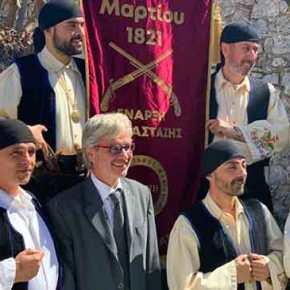 Οι Μανιάτες «σφυροκοπούν» τουςεθνομηδενιστές