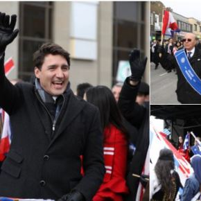Το tweet του Καναδού πρωθυπουργού για την επέτειο της ΕλληνικήςΕπανάστασης